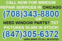 BLAINE SHIPS HARD TO FIND WINDOW PARTS TO ALL 50 STATES