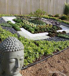 Living meditation mandala
