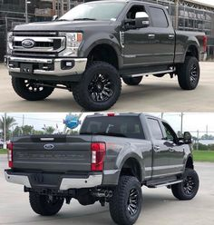 2020 Ford Super Duty equipped with a Fabtech Lift Kit Ford Super Duty, Lift Kits, Custom Trucks, Vehicles, Vehicle