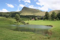 Old Furth Estate in Dargle Kwazulu Natal, Lush Green, Landscape Photos, Mountain Biking, South Africa, Golf Courses, To Go, Hiking, River