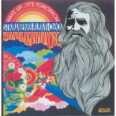 Strawberry Alarm Clock - Wake Up.It's Tomorrow Strawberry Alarm Clock ‎– Wake Up.It's Tomorrow Genre: Rock Style: Psychedelic Rock Year: Lp Cover, Vinyl Cover, Cover Art, Lp Vinyl, Vinyl Records, Rock Album Covers, Music Album Covers, Psychedelic Rock, Psychedelic Fashion