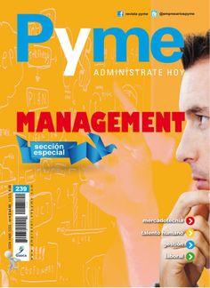Esta es la portada de la 'Revista Pyme' de marzo, donde aparece mi artículo 'Productividad a los 40' (pp. 60-62), como parte de la sección especial de Management. ¿Los han señalado de ser menos productivos por la edad? ¡Nada más falso que eso! Así que vayan por la suya que se acaba: ¡está buenísima!