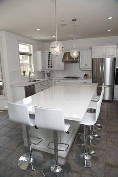 Cambria® Torquay kitchen | Progressive Countertop | My Design Story : Progressive Countertop