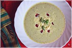 Supa-crema de broccoli cu branza - Ama Nicolae