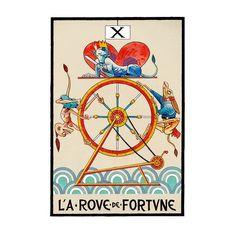 La Roue de Fortune by Jamie Hewlett
