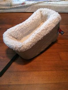 Dog Carseat, DIY, Car Console