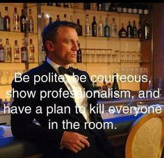 Be Polite But....