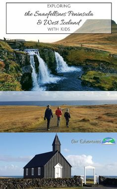 Exploring the Snæfellsnes Peninsula and West Iceland with Kids