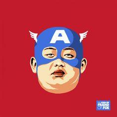 Kim Jong-Un: Friend or Foe – Illustrations by Butcher Billy   Inspiration Grid   Design Inspiration