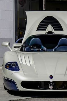 roxtunecars:  -Maserati MC. top gear hot cars