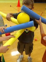 Physical Education and More: Use Your Noodle Games to Teach Responsible Personal and Social Behavior