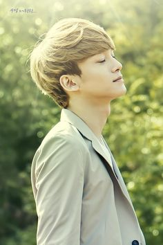 chen ♡ #EXO // Nature Republic