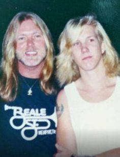 Gregg and Devon Allman