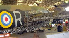 This Wellington was recovered from Lock Ness in 1985 and restored at Brooklands. Air Force Aircraft, Ww2 Aircraft, Military Aircraft, Wellington Bomber, Heavy And Light, Composite Material, Royal Air Force, Airplanes, Museums