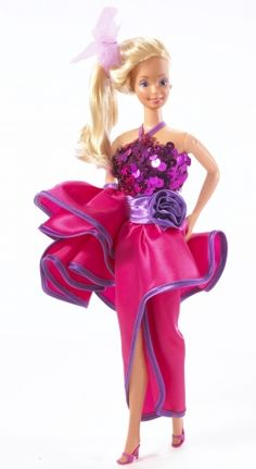 My first Barbie, 1984