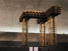 Wolkenbügel. El Lissitzky