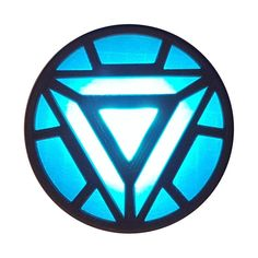 Iron Man Arc Reactor Wearable Prop Replica for cosplay costume