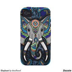 Elephant iPhone 4/4S Cases
