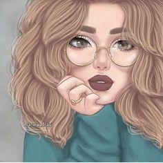 icu ~ Sarra Art Girl Ideas ~ 8 Jan 2020 - This Pin was discovered by Tina von S Tumblr Drawings, Girly Drawings, Art Drawings Sketches, Cartoon Kunst, Cartoon Art, Art Pop, Art And Illustration, Illustrations, Image Princesse Disney