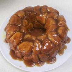 Monkey Bread! A childhood favorite!!