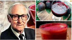 Rudolf Bruess un médecin autrichien a consacré toute sa vie pour découvrir le meilleur remède naturel contre le cancer. Il a élaboré un jus spécial, qui a fourni desrésultats choquants dans le traitement de cette maladie. Avec l'aide de sa méthode, il a traité plus de 45.000 personnes atteintes de cancer et d'autres maladies incurables. …