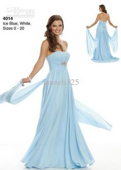 Bridesmaid dresses plus size Blue bridesmaid dresses and Long ...