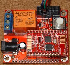 #ESP8266 and pfodApp™ Code Generator