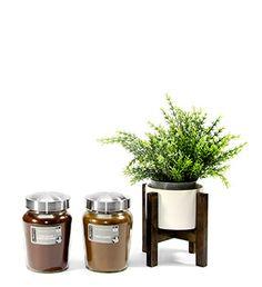 #velas aroma chocolate, café...y además decorativas. 70 horas de duración