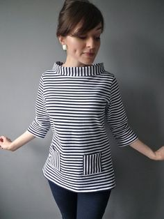 Sixties Stripe Coco