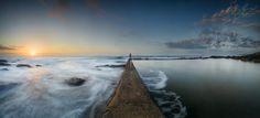 Fisherman at Dawn by Emil von Maltitz / 500px