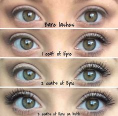 ONE-step, pumped up, larger than life lashes! Moodstruck EPIC Mascara is clinically proven to add incredible volume, length & curl for unstoppable lashes that deserve their own storyline.  Ditch the fairytale & be your own lash hero! #Younique #ClickImageToShop #Questions #EmailMe sarahandbrianyounique@gmail.com or comment below