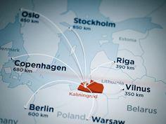 Interactive iPad presentation of Kaliningrad region for foreign investors. Lithuania, Poland, Riga, Warsaw, Oslo, Graphic Design Inspiration, Stockholm, Berlin, Presentation