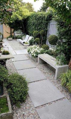 39 Small garden design for small backyard ideas – garden decoration – Welcome Small Flower Gardens, Small Backyard Gardens, Backyard Garden Design, Small Garden Design, Back Gardens, Outdoor Gardens, Backyard Ideas, Backyard Pools, Patio Ideas