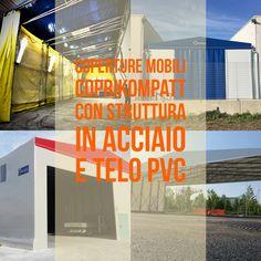 CONTATTACI per un preventivo GRATUITO su coperture mobili e capannoni https://www.coprikompatt.com/coperture-mobili/index.php