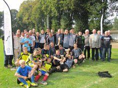 29/09/2014. Avesnes-le-Comte - La Voix du Nord.Avesnes-le-Comte : L'IME d'Annezin remporte le tournoi de foot adapté