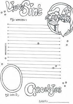 Sint Werkboek Met Sinterklaas Activiteiten Voor Kinderen