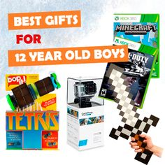 Gifts For 12 Year Old Boys