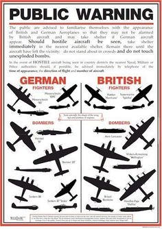 Aircraft Recognition: Would You Be Able to Identify World War II Planes - The History Gen Penguin Books, Ww2 Propaganda, Ww2 Posters, History Magazine, Battle Of Britain, Ww2 Aircraft, Military Aircraft, World War One, World History