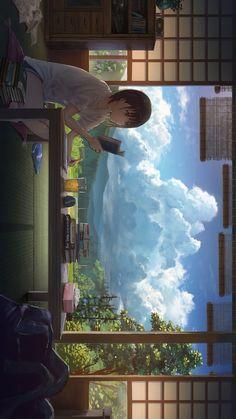 Illustrations Discover on Anime Scenery Wallpaper, Anime Artwork, Anime Art Girl, Manga Art, Anime Girls, Arte Drake, Aesthetic Art, Aesthetic Anime, Arte Peculiar