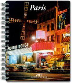 Paris - 2014. TASCHEN Books (Spiral Diary)