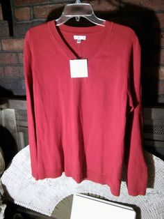 LANE BRYANT Ladies Pink Spring Knit Sweater Long Sleeve Button ...