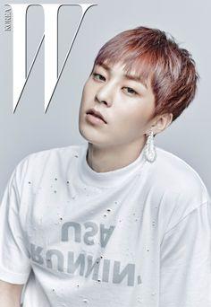 Xiu Min - W Magazine July Issue '16