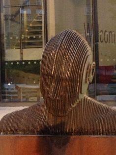 Birmingham uni campus sculpture