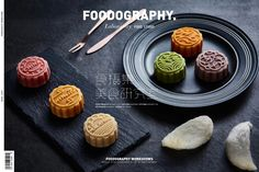 Food Photography Tips, Cake Photography, Product Photography, Flower Cafe, Food Fantasy, Moon Cake, Maker, Menu Restaurant, Food Design