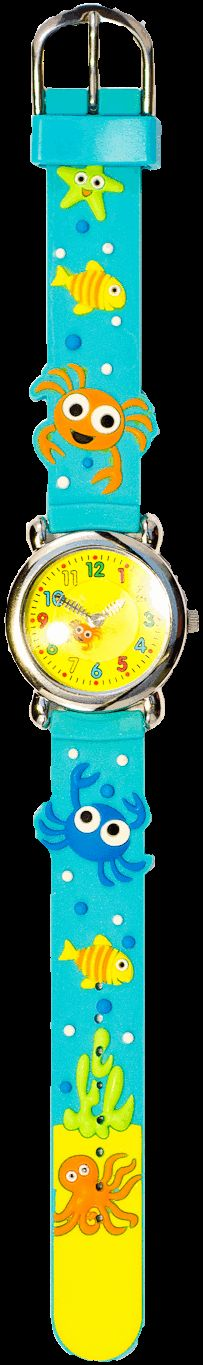 Crab and Fish Kids Watch