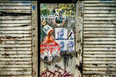 """""""Pastey Loves You""""  Graffiti art in Ocean Beach - San Diego, California"""