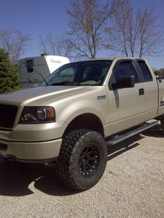 82 Best 2004 2007 Ford F 150 4x4 Images On Pinterest Lifted Trucks