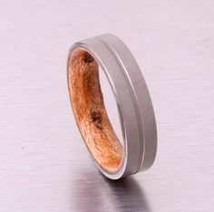 men band wedding ring for men nd woman titanium  by aboutjewelry, $180.00