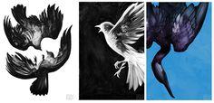 Miriam Black Book Series on Behance
