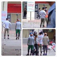 """Kim Hyun Joong, """"Barefoot Friends"""" en Ho Chi Minh, Vietnam 07.04"""